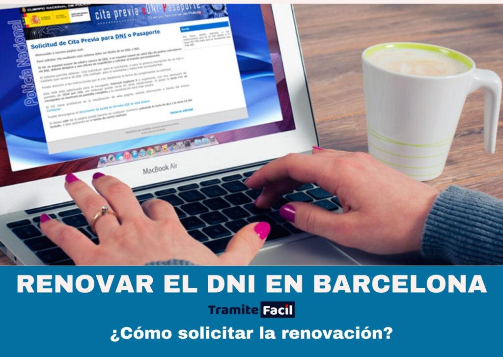 RENOVAR EL DNI EN BARCELONA