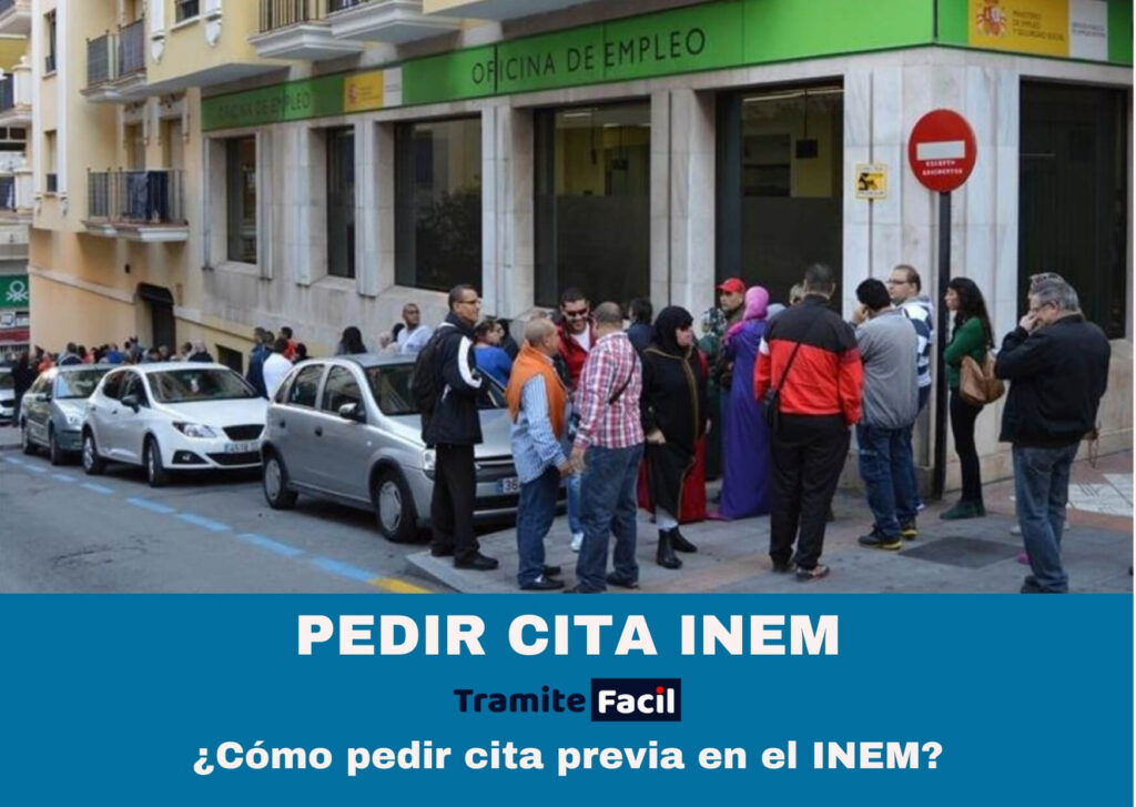 PEDIR CITA INEM